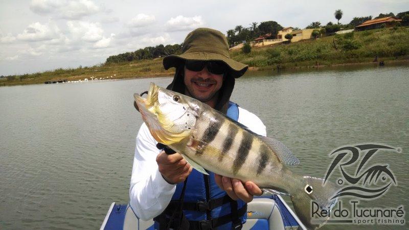 pescaria de tucunare
